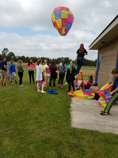 Hot Air Balloon Launch - Photo Number 3