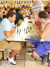 Chess on Thursdays During Lunch
