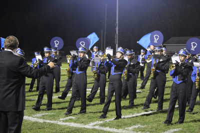 MGHS Marching Band