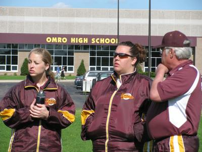 Omro Lady Foxes Senior Night - Photo Number 4