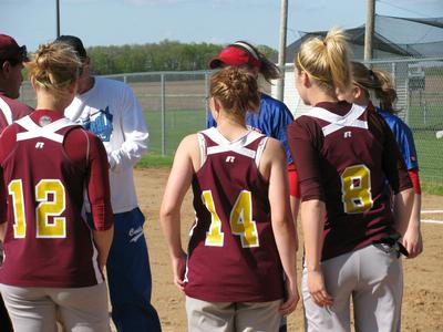 Omro Lady Foxes Senior Night - Photo Number 19
