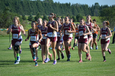 Hawks Cross Country