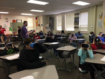 Google Expedition Field Trip